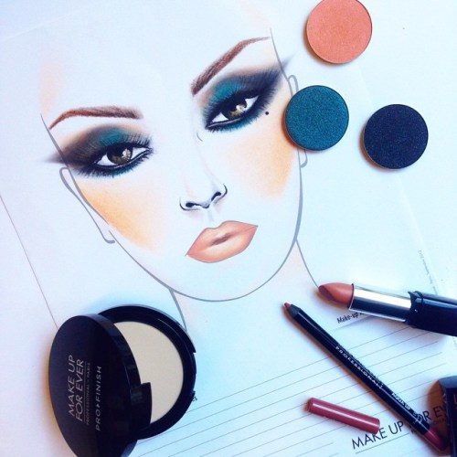 Les ateliers maquillage by Audrey Bodilis 05