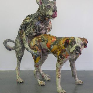 Will-Kurtz-sculpture-dogs