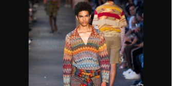 Missoni, la collection printemps-été 2017