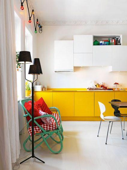 Bien choisir la couleur de sa cuisine 10