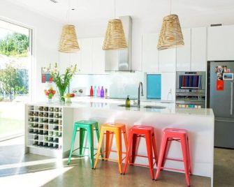 Déco : Bien choisir la couleur de sa cuisine