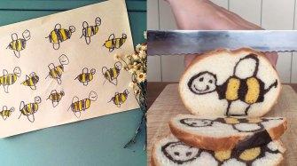 Cette maman japonaise transforme les dessins de son fils en petits pains