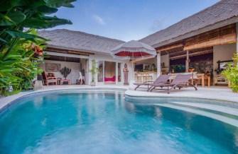 Immersion tropicale dans la villa Alam Canggu à Bali