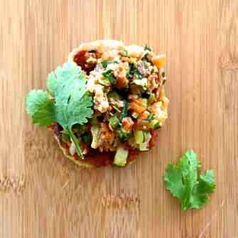 Tacos polynésien