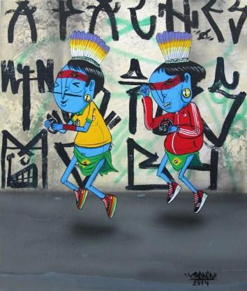 bibi-fom-fom-60x50cm-acrylic-on-canvas-2014