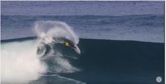 Le hawaiien John John Florence est champion du monde de surf 2016