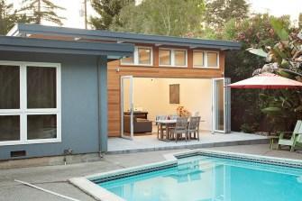 Une petite maison cosy conçue par Klopf Architecture