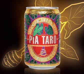 PIA TARO : Une bière du fenua au goût unique