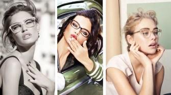 Les lunettes de vue pour être super sexy