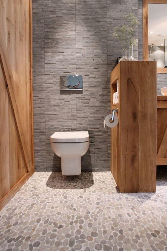 sublimez votre salle de bains avec des galets