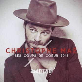 Deezer, le calendrier de l'avent musical par Christophe Mae