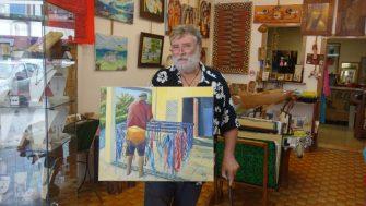 Rencontre avec un artiste hors du commun : Claude WILMART, artiste-peintre
