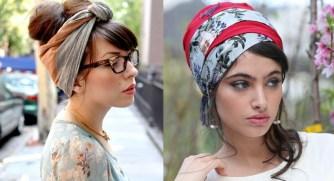 Comment porter le foulard ?