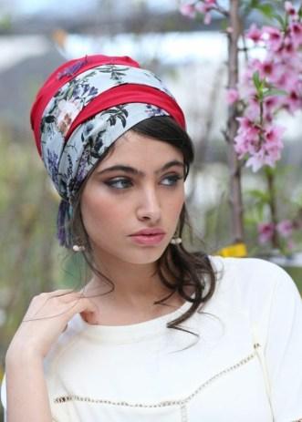 Comment porter le foulard (10)