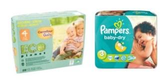 Des résidus toxiques dont des pesticides retrouvés dans les couches pour bébé