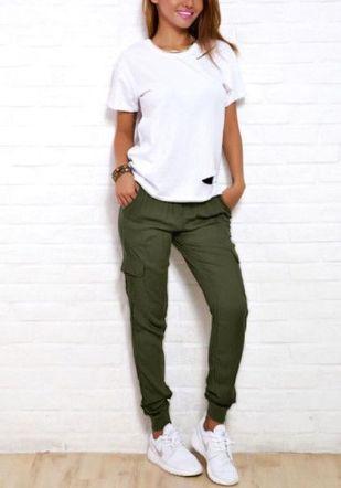 Le pantalon treillis (1)