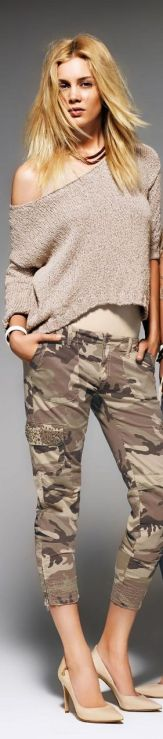 Le pantalon treillis (8)
