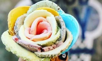 Flower Gelato, des glaces comme des fleurs