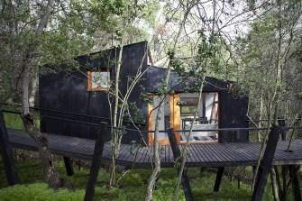 Casa Quebrada, une maison dans les arbres