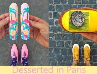 Desserted in Paris, les plus belles patisseries