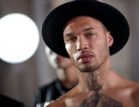 Jeremy Meeks, de prisonnier à mannequin à la Fashion Week de New York