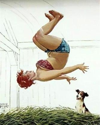 Hilda-la-Pin-Up-des-années-1950-59