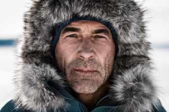 Mike Horn devient le premier homme à traverser le continent Antarctique en solitaire