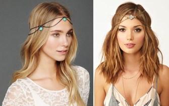 Les bijoux de tête : Bohèmes, romantiques ou modernes