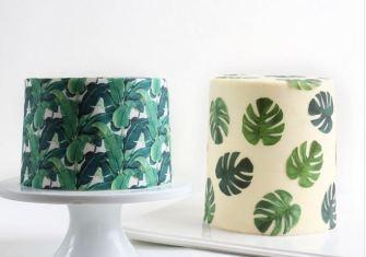 Alana Jones-Mann et ses gâteaux imprimés tropicool