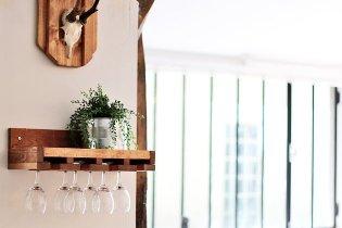 DIY - Un porte-verres façon bistrot 08