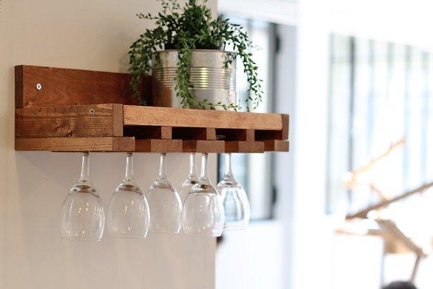 DIY - Un porte-verres façon bistrot 09