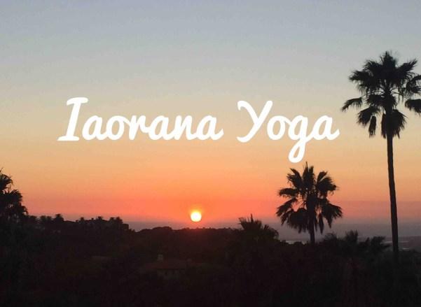 Tehana Iaorana yoga 12