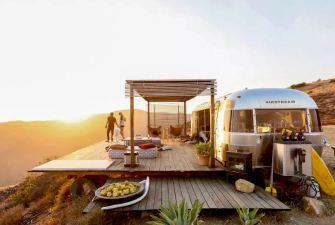Le camping de luxe pour une incroyable échapée