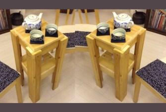 Comment fabriquer une table de chevet en palette ?