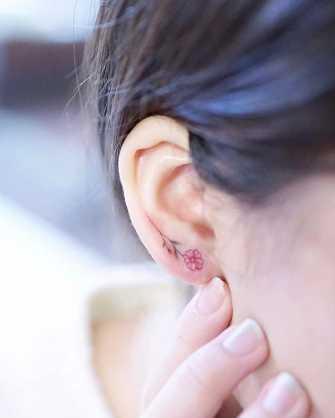 Les tatouages délicats de l'artiste Mini Lau vont vous faire craquer