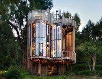 La maison dans les arbres de Malan Vorster