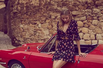 Spring 2017 : La collection fleurie signée For Love & Lemons
