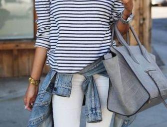 Comment bien porter le jean blanc ?