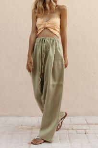 Pantalon long fluide (2)