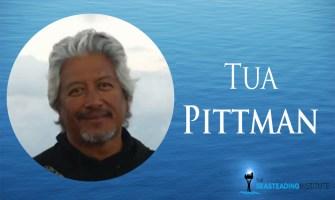 Le maître navigateur Cook Tua Pittman à Tahiti pour la Première Conférence Internationale sur les îles flottantes