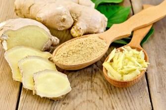 Le gingembre et ses vertus en cosmétique
