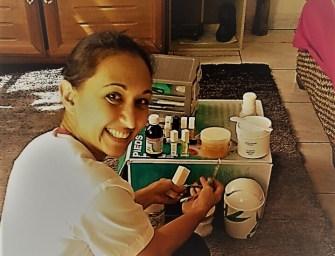 Soraya, esthéticienne à domicile : un métier, une vocation