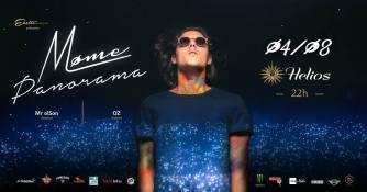 Møme est de retour à Tahiti pour un show exceptionnel