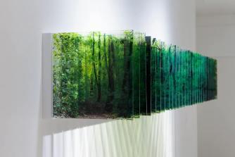 L'artiste japonais Nobuhiro Nakanishi matérialise le temps qui passe au travers de ses oeuvres uniques
