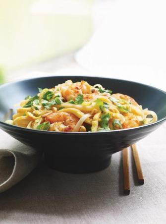 Le pad thaï, plat incontournable de la cuisine thaïlandaise