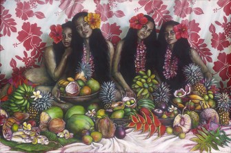 «Return to Paradise» : Tania Wursig expose à la Galerie Winkler