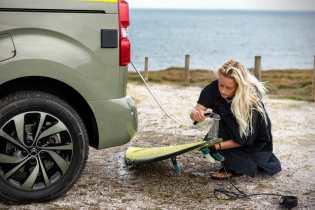 Citroën créé le SpaceTourer Rip Curl, un van dédié au road trip 04
