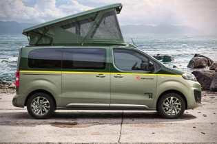 Citroën créé le SpaceTourer Rip Curl, un van dédié au road trip 05