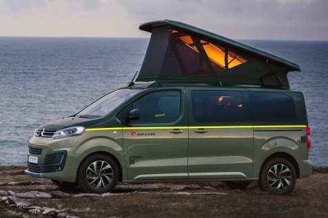 Citroën créé le SpaceTourer Rip Curl, un van dédié au road trip 07