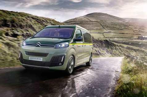 Citroën créé le SpaceTourer Rip Curl, un van dédié au road trip 08